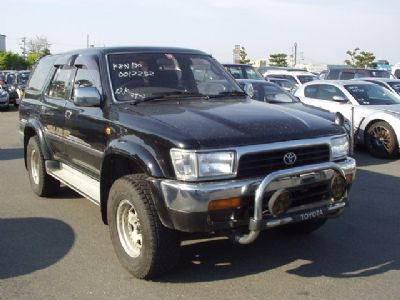 Toyota Hilux & Surf